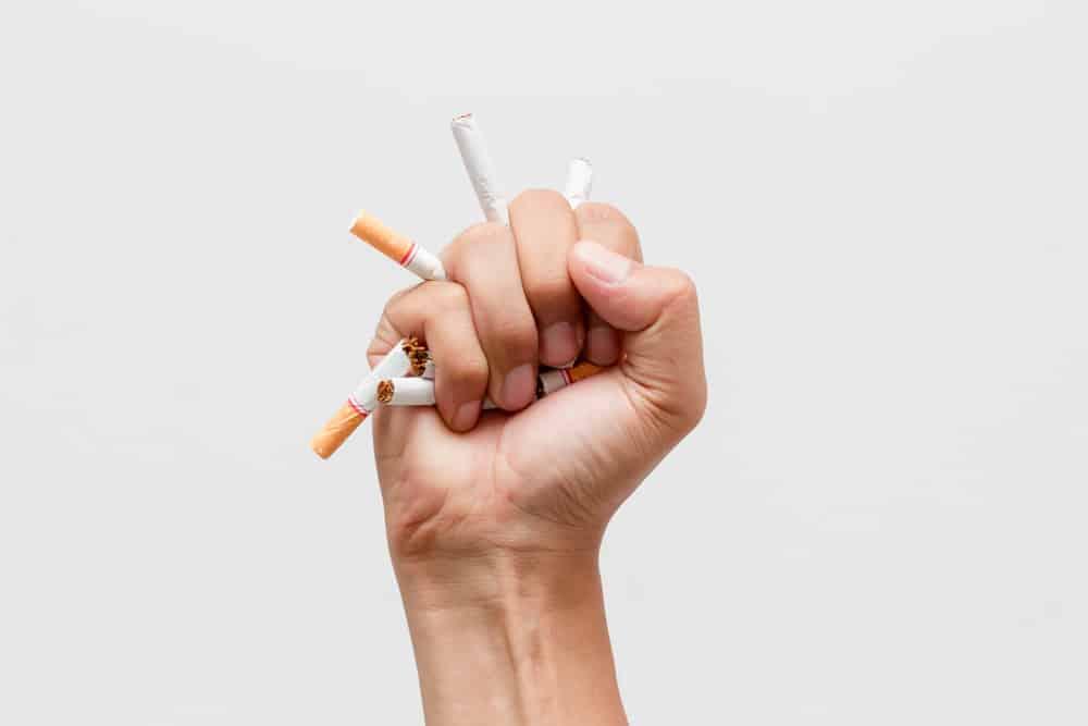 Essays on smoking speech