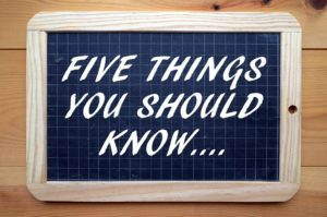 five-facts